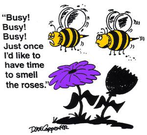 Busy-Bee-Cartoon